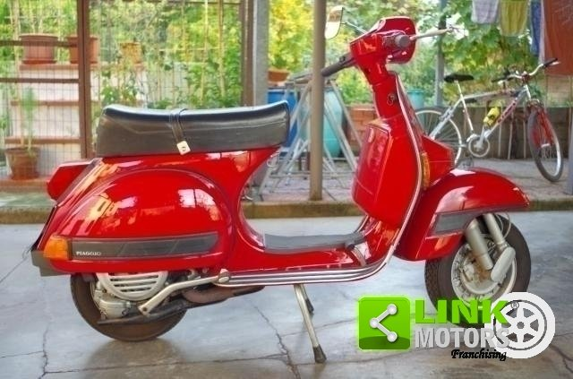 Vespa PX 150 Arcobaleno 1984 - Doc Originali - DA VETRINA For Sale (picture 6 of 6)
