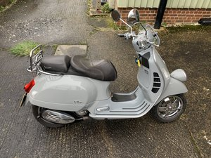 2009 Vespa GT60 810 out of 999 produced.