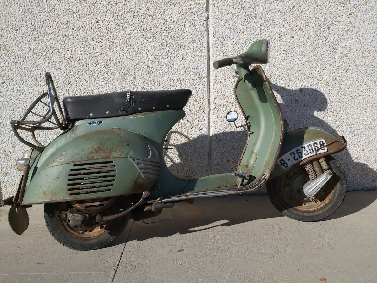 1962 vESPA 150 s For Sale (picture 1 of 6)