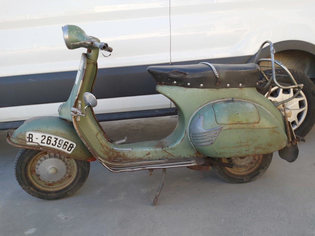 1962 vESPA 150 s For Sale (picture 2 of 6)
