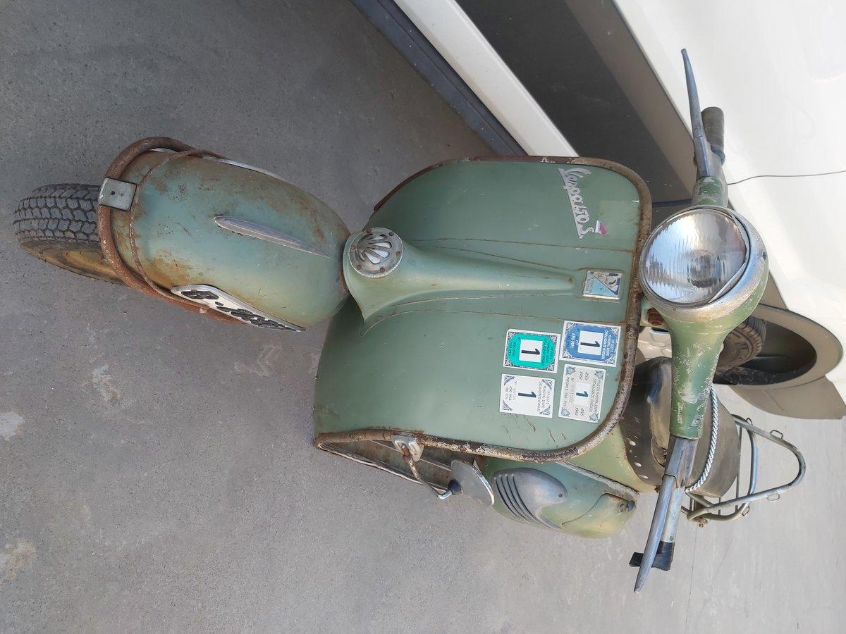 1962 vESPA 150 s For Sale (picture 3 of 6)