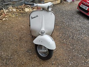 Vespa GS150 vs5
