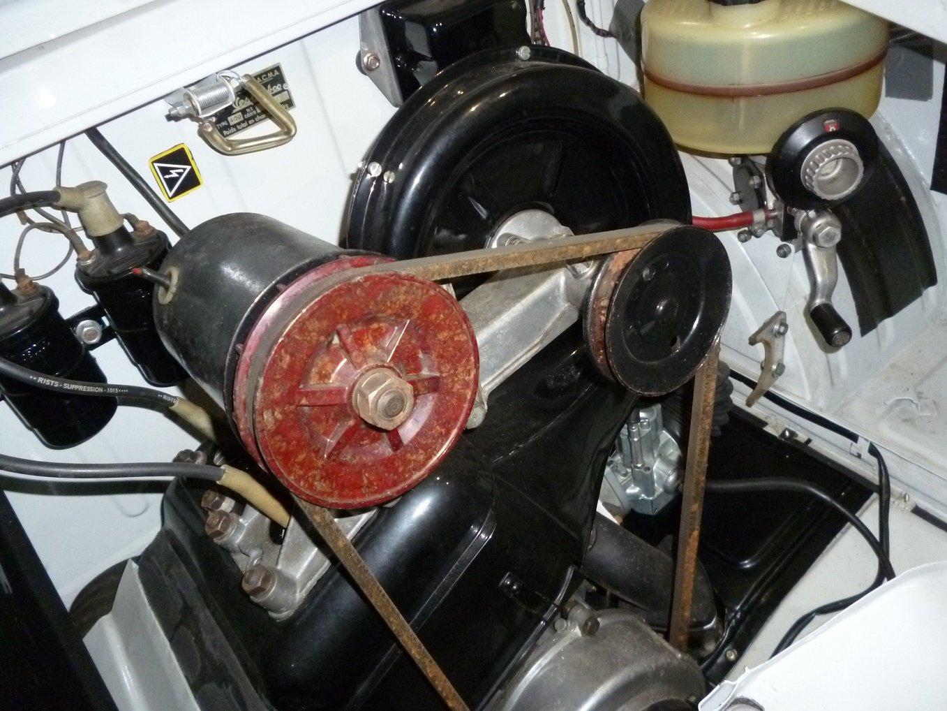 1960 Piaggio Vespa Acma 400 microcar For Sale (picture 6 of 6)