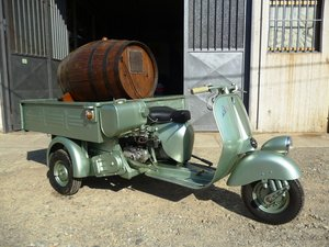 Picture of 1956 Vespa 150 AB4T Cassone For Sale