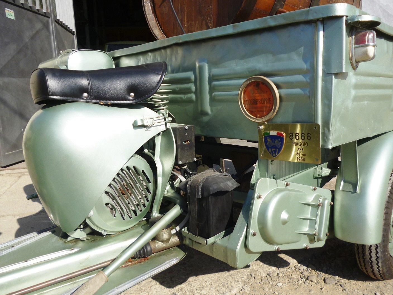 1956 Vespa 150 AB4T Cassone For Sale (picture 4 of 6)