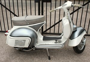 1962 Vespa GS 160 MK1 Scooter Presented in restored