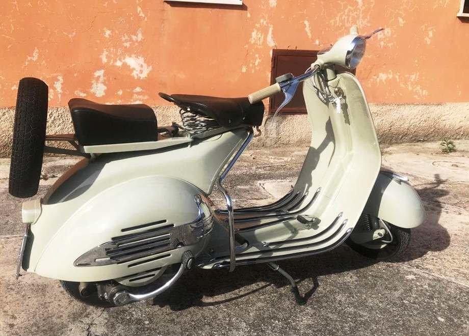 1955 Vespa VL 1 Struzzo For Sale (picture 2 of 6)