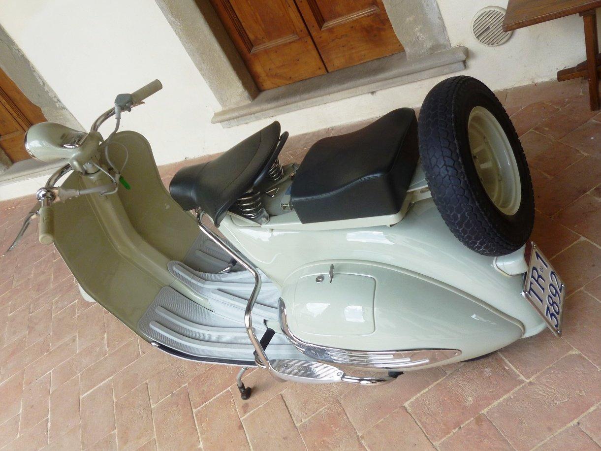 1955 Vespa VL 1 Struzzo For Sale (picture 4 of 6)