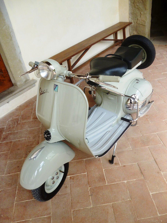 1955 Vespa VL 1 Struzzo For Sale (picture 5 of 6)