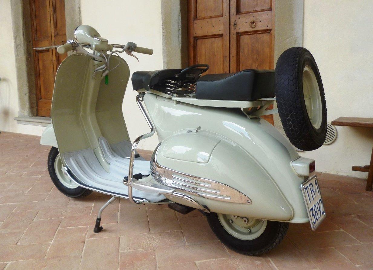 1955 Vespa VL 1 Struzzo For Sale (picture 6 of 6)