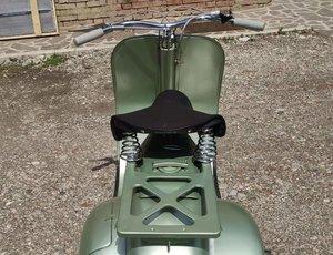 1950 Vespa V 11 T 125 Bacchetta