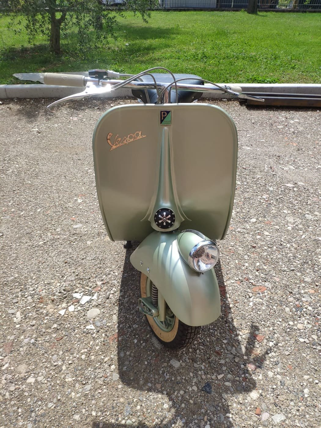 1950 Vespa V 11 T 125 Bacchetta For Sale (picture 4 of 6)