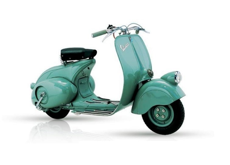 1947 Vespa 98 For Sale (picture 1 of 6)