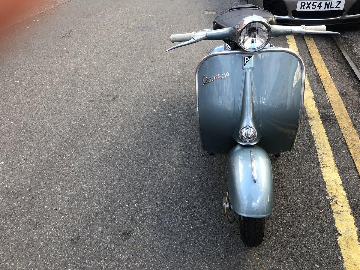 Vespa Piaggio 150 VBA - 1959 - Mint condition For Sale (picture 1 of 4)