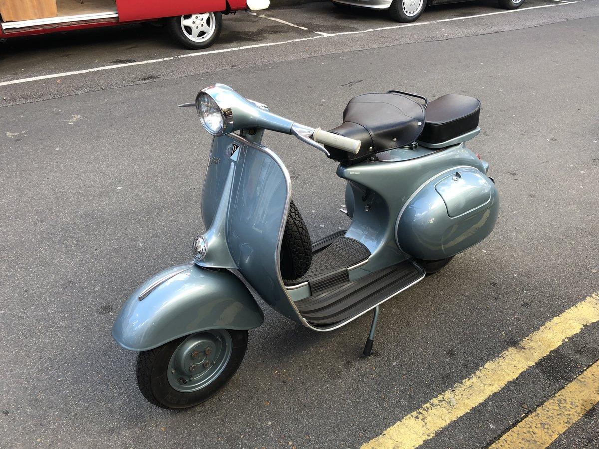Vespa Piaggio 150 VBA - 1959 - Mint condition For Sale (picture 2 of 4)