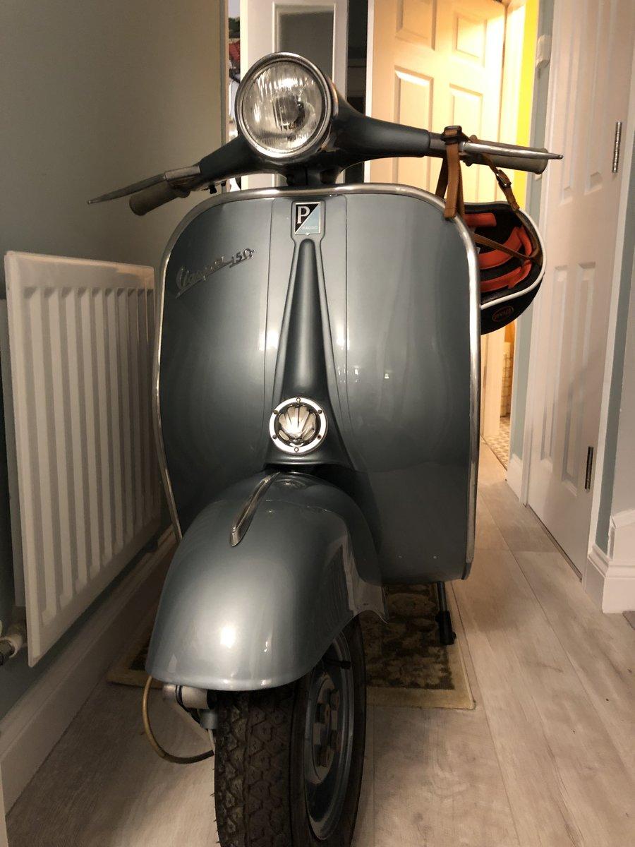 Vespa Piaggio 150 VBA - 1959 - Mint condition For Sale (picture 3 of 4)