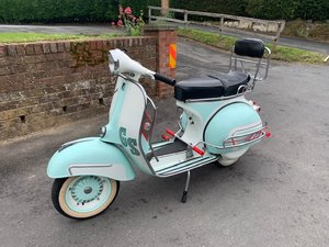 *REMAINS AVAILABLE - AUGUST AUCTION* 1963 Vespa Piaggio