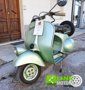 Vespa 125 V31 Faro Basso 1951