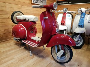 Rare USA Sold , Italian Made Piaggio 'Allstate' 150