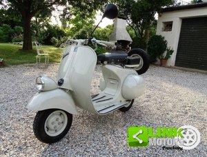 Picture of Vespa FARO BASSO 125 VN2T 1957 For Sale