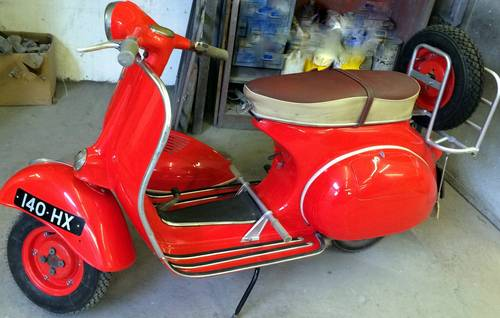 Vespa 150 1960  For Sale (picture 1 of 6)