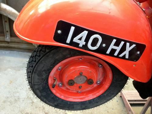 Vespa 150 1960  For Sale (picture 2 of 6)