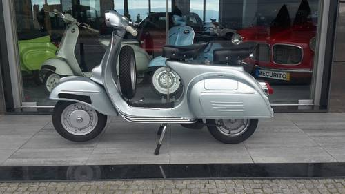 Vespa 150 Sprint - 1966 For Sale | Car And Classic