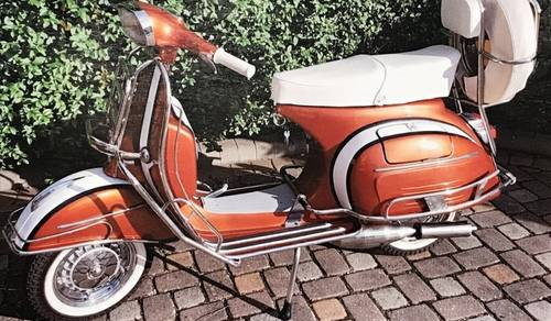 1965 Vespa Sprint to be sold on October 28th SOLD by Auction (picture 1 of 1)