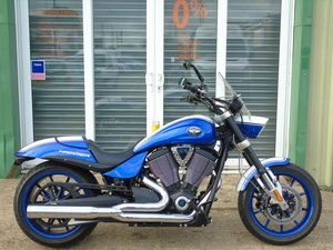 Picture of 2009 Victory Hammer Only 8700 Miles From New 106 Cube 1731cc