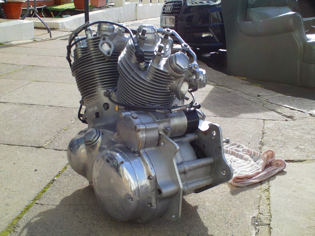 1952 VINCENT RAPIDE  ENGINE For Sale (picture 6 of 6)
