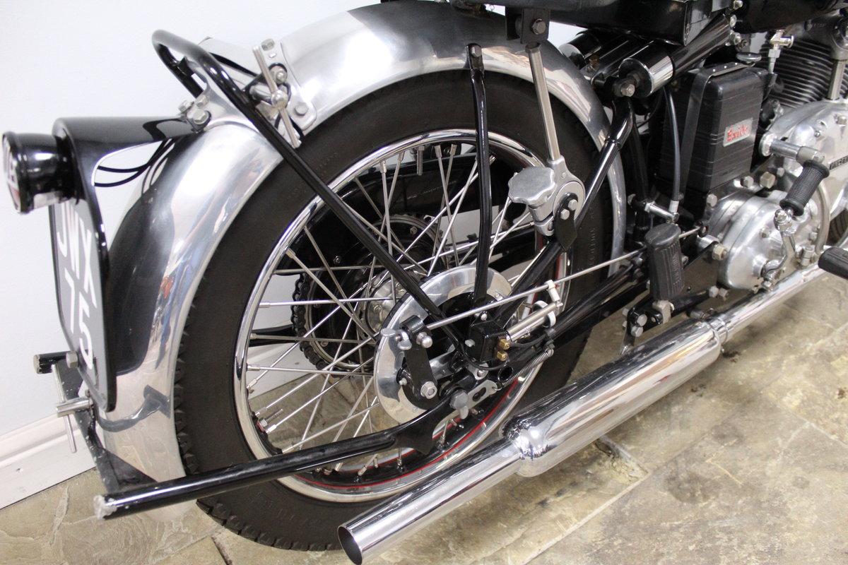 1950 Vincent Comet 500 cc Single Proven Show Winner SOLD (picture 6 of 6)