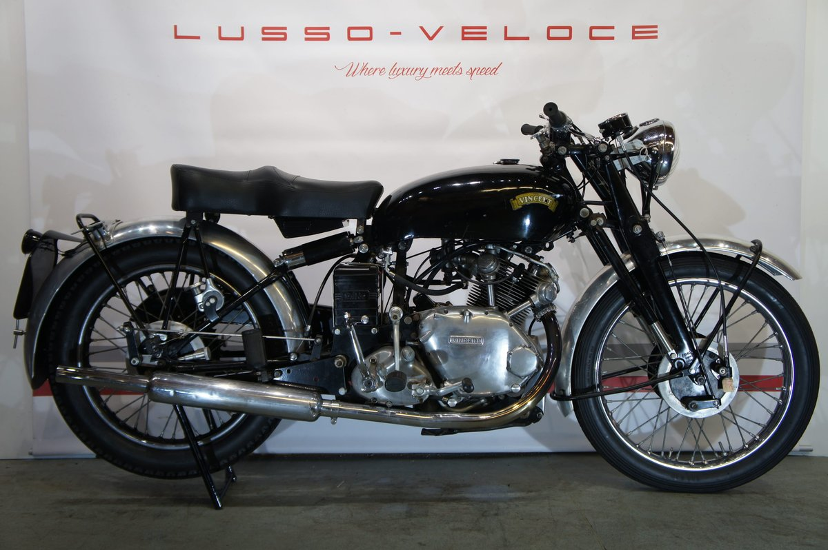 1950 Vincent comet Buff log book matching numbers  For Sale (picture 1 of 6)
