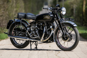 1951 Vincent Black Shadow Series 'C' For Sale by Auction