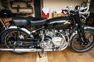 1952 Vincent Series C Rapide - Matching Numbers