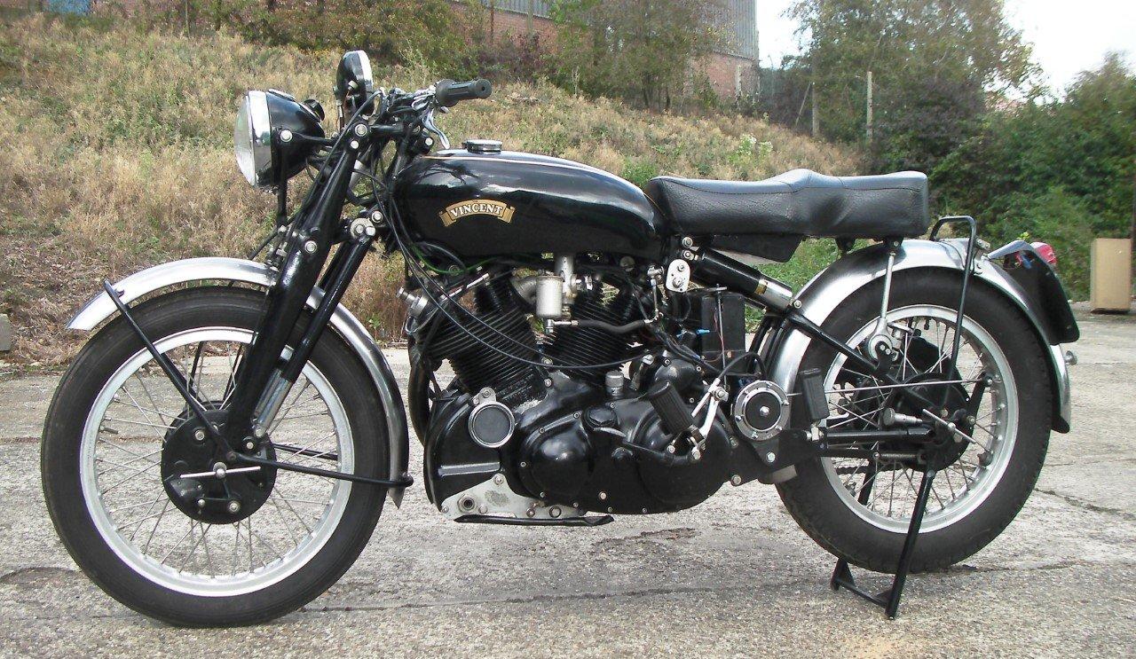 1949 Vincent Series