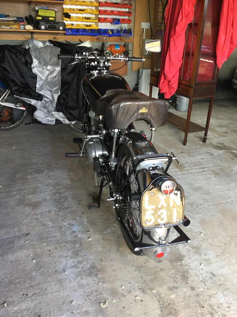 1951 Vincent Comet For Sale (picture 2 of 5)