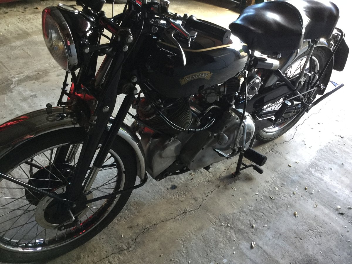 1951 Vincent Comet For Sale (picture 3 of 5)