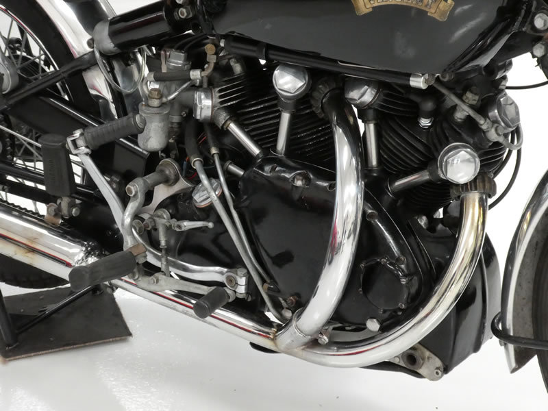 1949 Vincent Black Shadow Series C For Sale (picture 3 of 6)