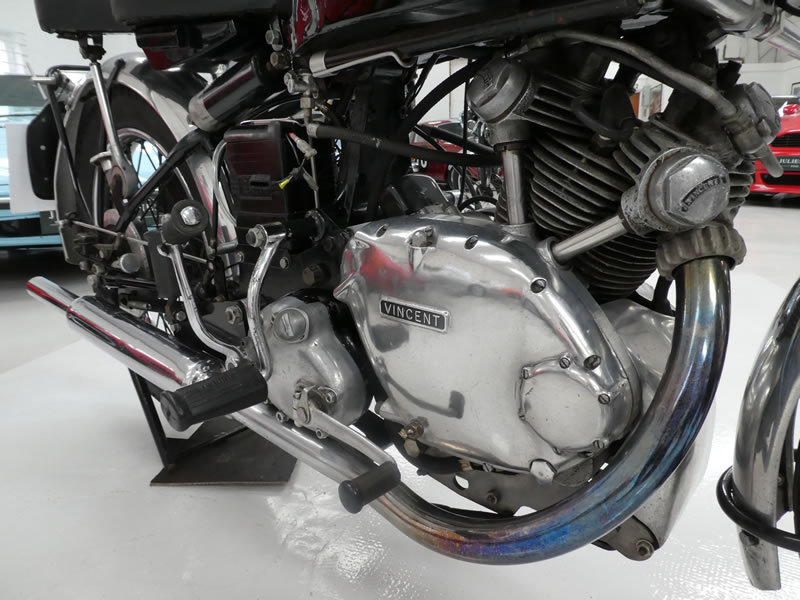 1951 Vincent Comet Series C For Sale (picture 4 of 6)