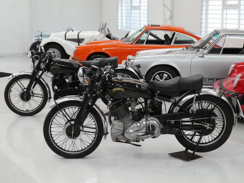 1951 Vincent Comet Series C For Sale (picture 6 of 6)