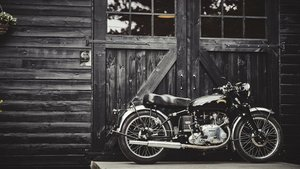 1951 vincent comet 500cc For Sale