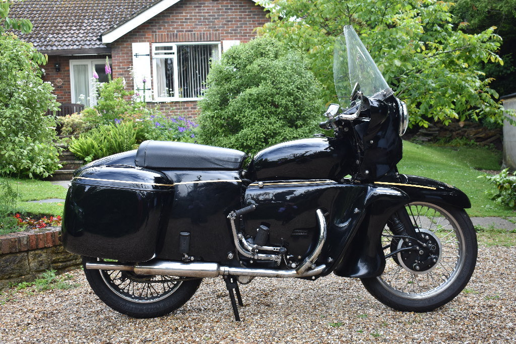 A 1956 Vincent Black Prince Series D - 10/08/2019 For Sale by Auction (picture 2 of 6)