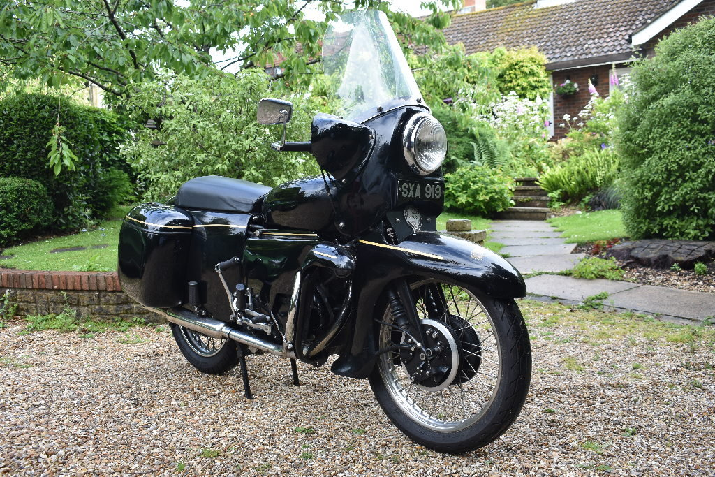 A 1956 Vincent Black Prince Series D - 10/08/2019 For Sale by Auction (picture 5 of 6)