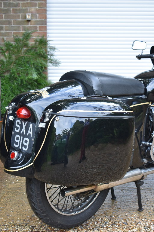 A 1956 Vincent Black Prince Series D - 10/08/2019 For Sale by Auction (picture 6 of 6)