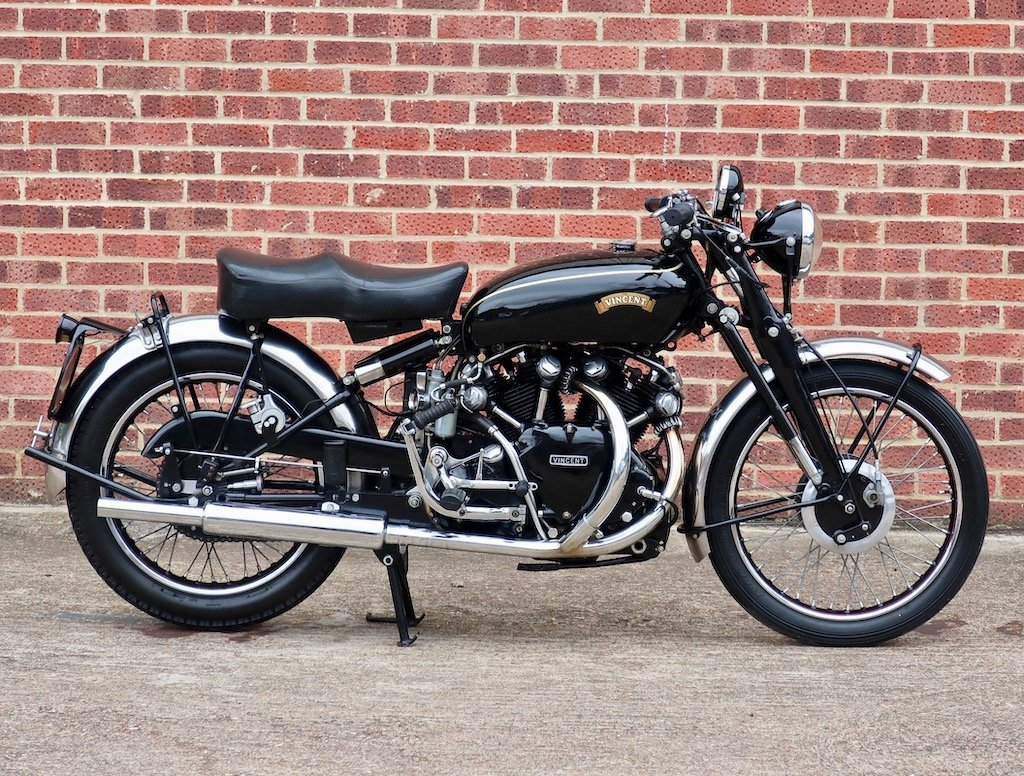 1951 Vincent Black Shadow For Sale (picture 1 of 6)