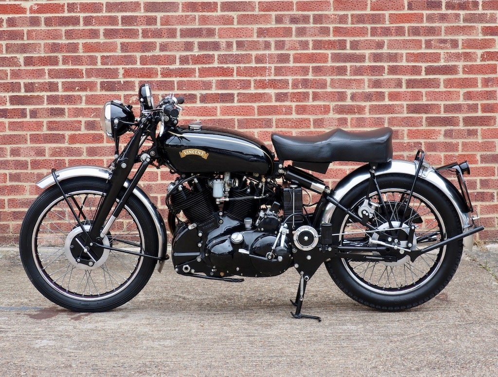 1951 Vincent Black Shadow For Sale (picture 4 of 6)