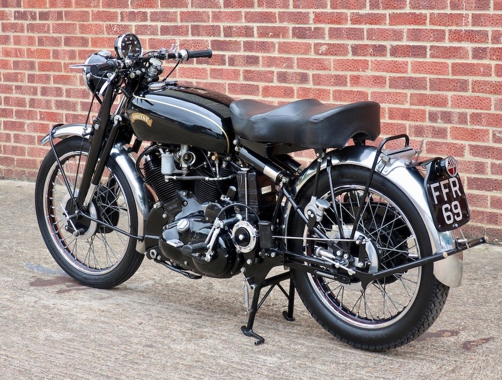 1951 Vincent Black Shadow For Sale (picture 5 of 6)