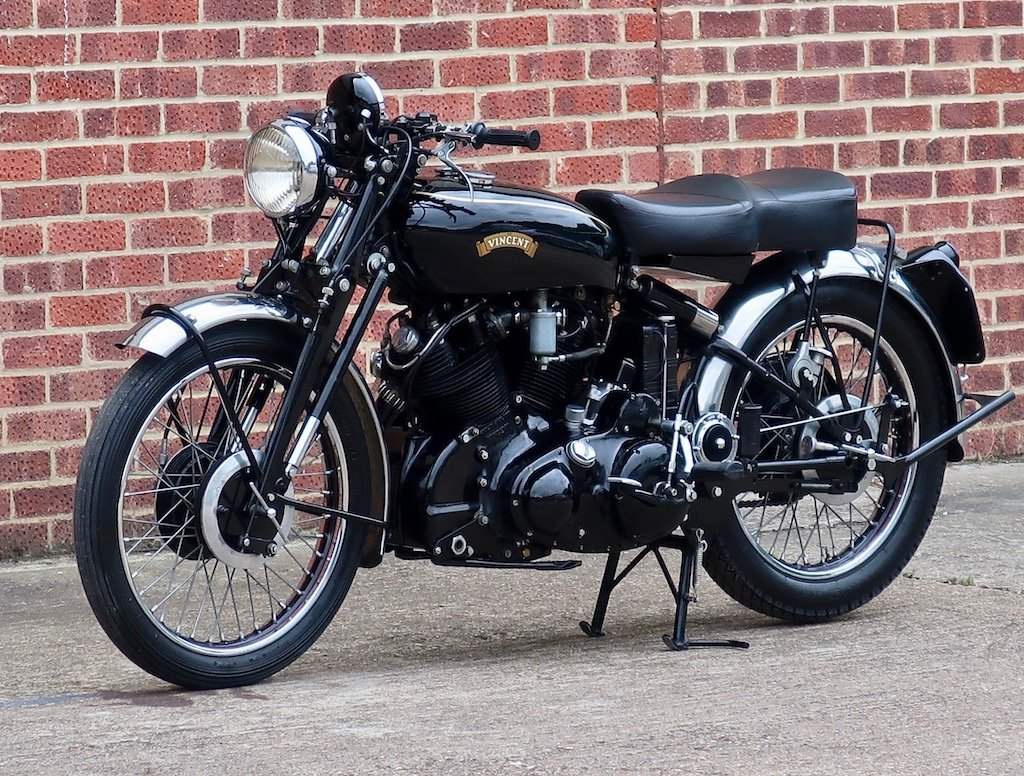 1951 Vincent Black Shadow For Sale (picture 6 of 6)