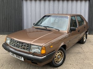 1983 Stunning Volvo 360 GLS 2.0 61k 1 family owned from new SOLD