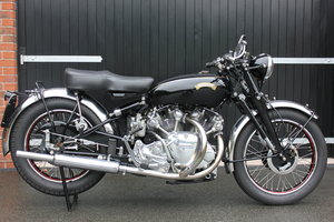 1952 Vincent Rapide Series C - Matching Numbers For Sale